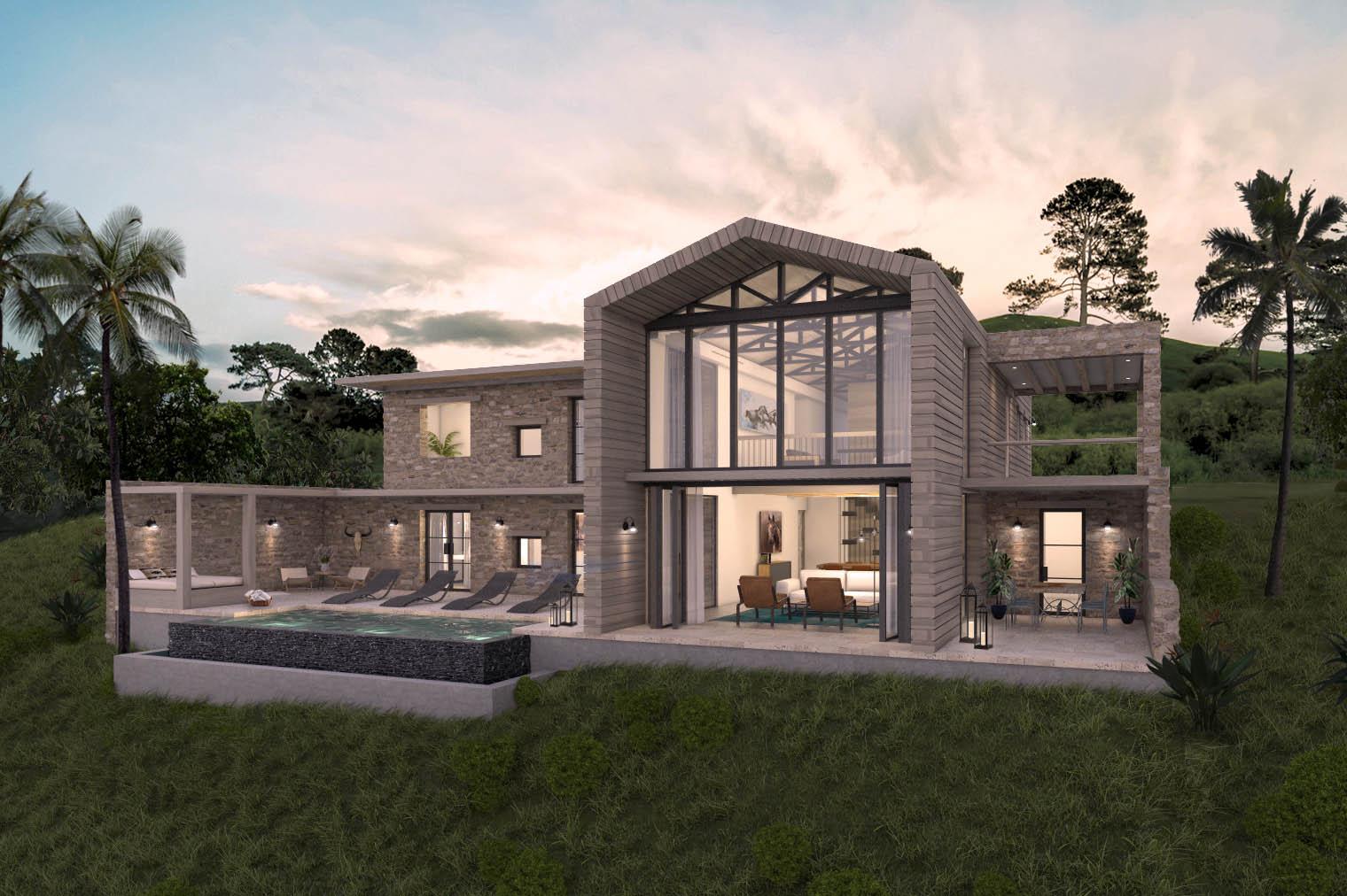 Nicaragua homes for sale big sky ranch nicaragua for Large house builders