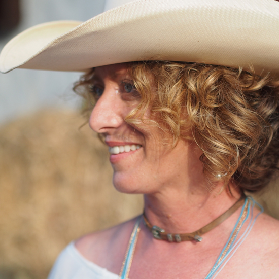 Cowgirl and Visionary at Big Sky Ranch Nicaragua