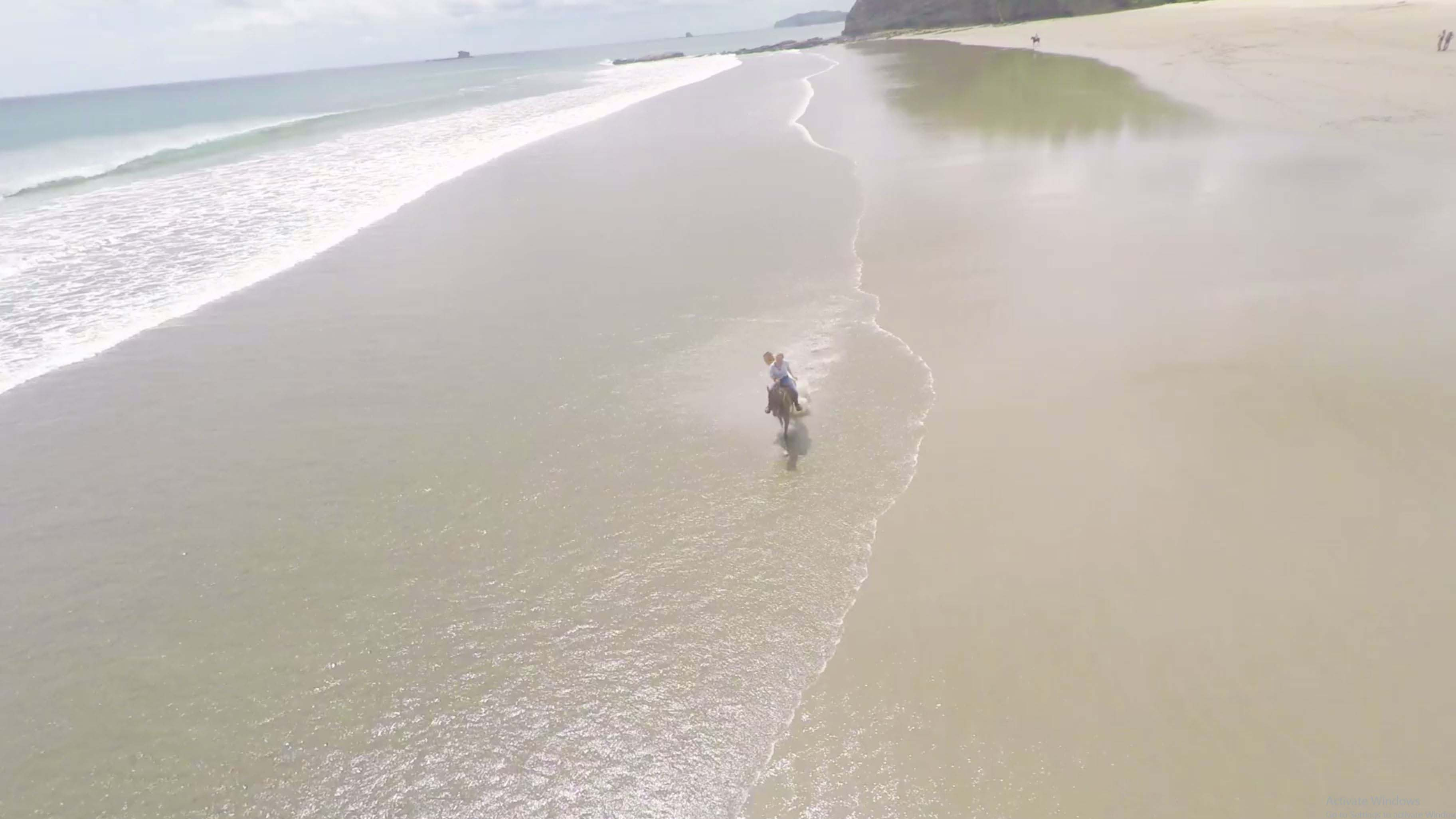 Escamequita Beach Gallop with Big Sky Ranch Nicaragua