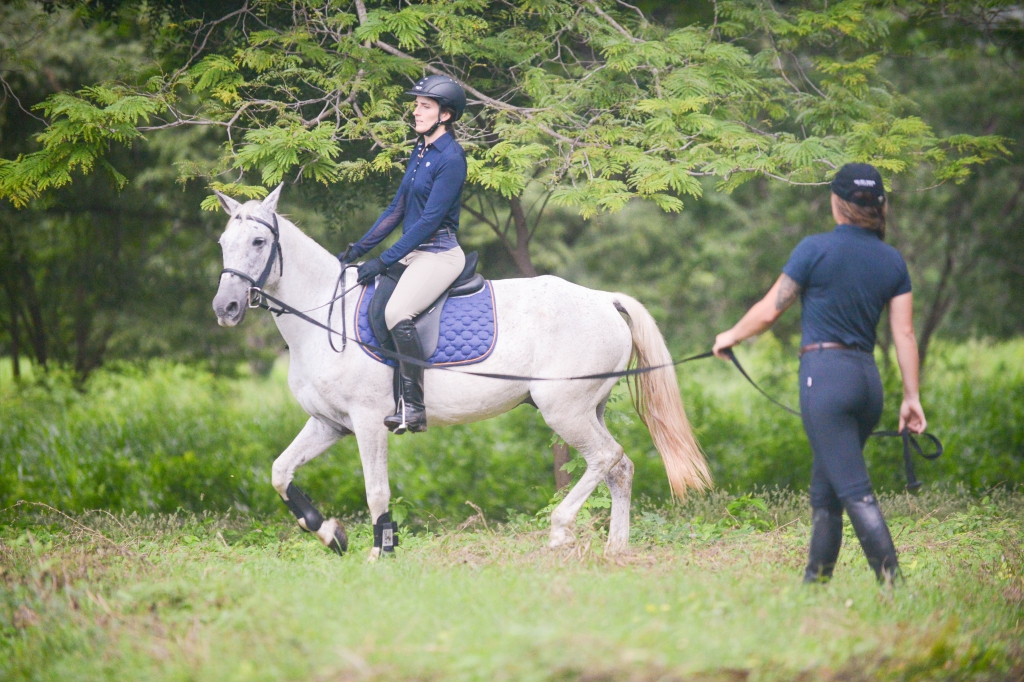 Horse Riding Lessons at Big Sky Ranch Nicaragua